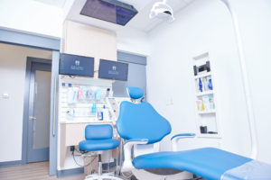 The treatment rooms at River District Dentistry